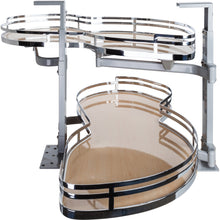 "Load image into Gallery viewer, 21"" Blind Corner Swing Out Right Handed Unit BCSO221PCMP-RH - Kitchen Island Company"