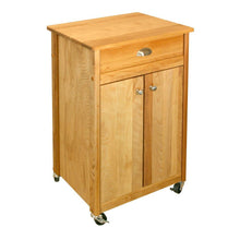 Load image into Gallery viewer, Catskill Craftsmen Cuisine Deluxe Kitchen Cart 1529 - Kitchen Furniture Company