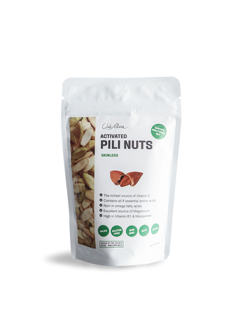 Skinless Pili Nuts 100g