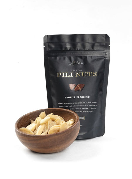3-pack Pili Nuts with Truffle Pecorino