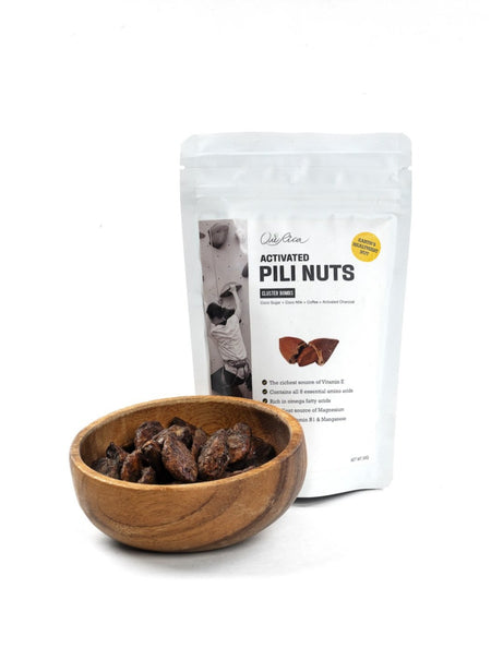 Pili Nuts with Coffee-Coco Sugar, 50g