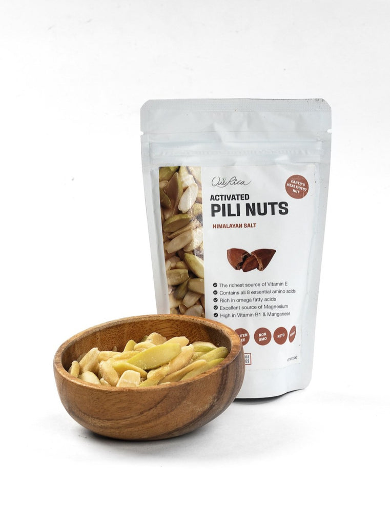 Pili Nuts with Himalayan Salt 50g