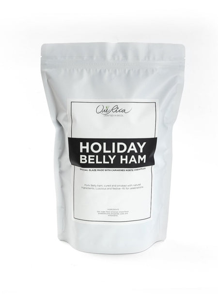Holiday Belly Ham - WHOLE (Approx 925g)
