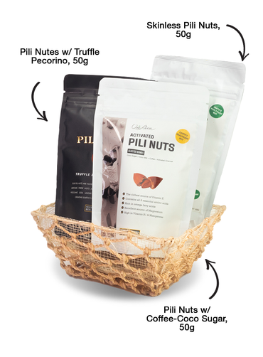 Pili Gift Basket *PRE-ORDER* *PREPAYMENT REQUIRED*