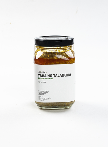Bottled Taba ng Talangka 230g