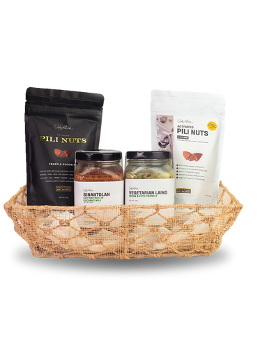 Pili + Bottled Goods Gift Set A *PRE-ORDER*