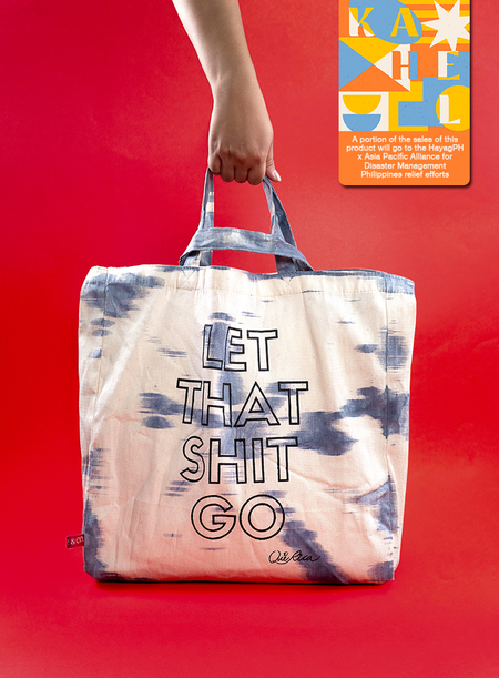 Que Rica x Color&Co Canvas Tote
