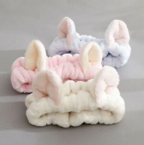 Cute Cat Ears Headband - 3 colours available