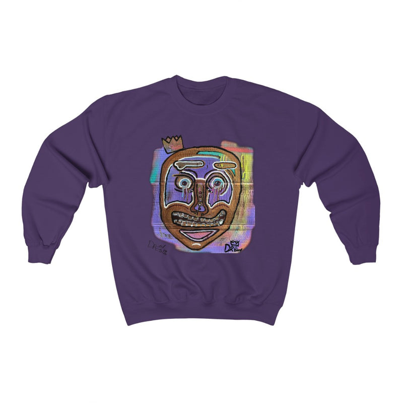 King Geechi V Crewneck