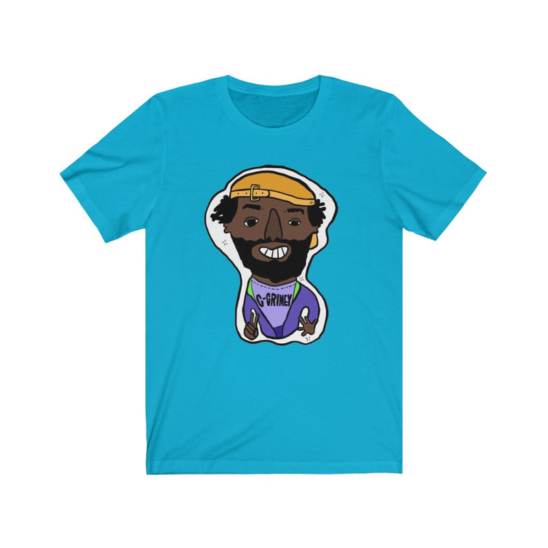 Cartoon Grimey Tee