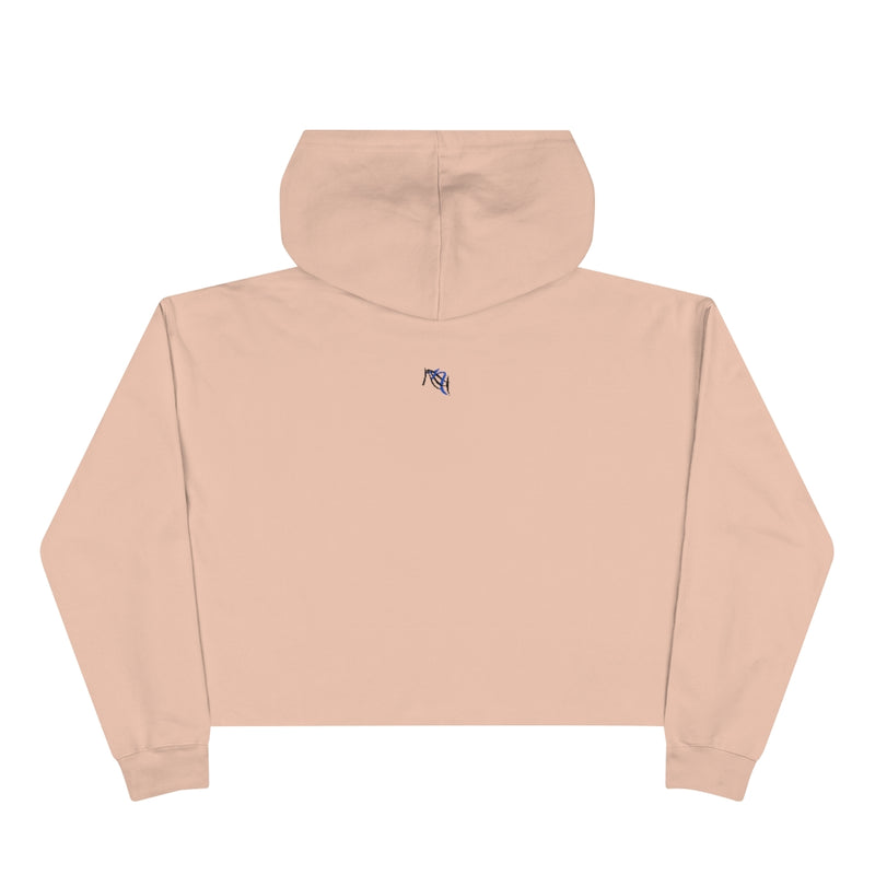 """The Lamp"" Crop Hoodie"