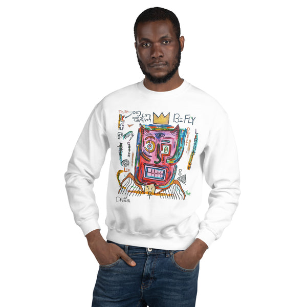 Frelib Flighter Crewneck