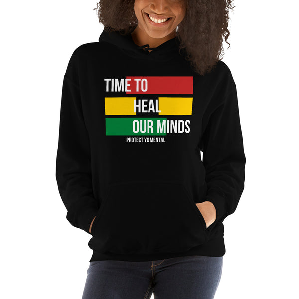 Heal Our Minds Hoodie