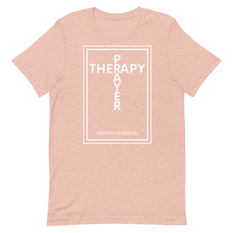 Prayer + Therapy Tee