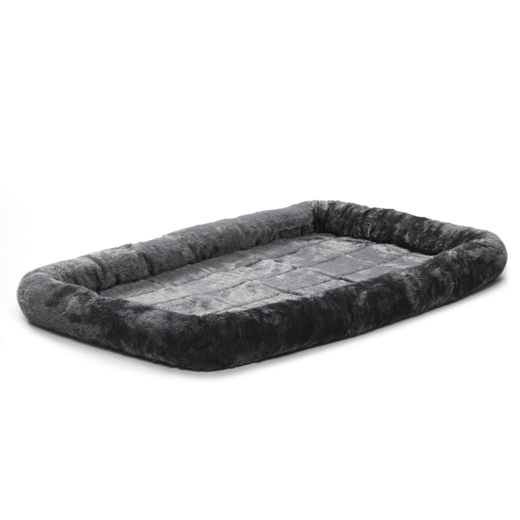 QuietTime™ Dog Beds for Metal Dog Crates Bolster Pet Bed