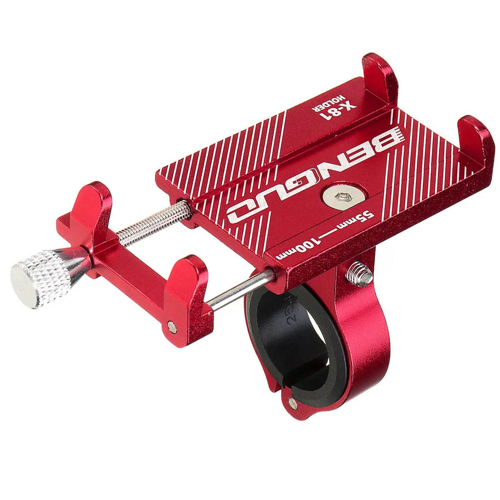Bike Phone Mount Red