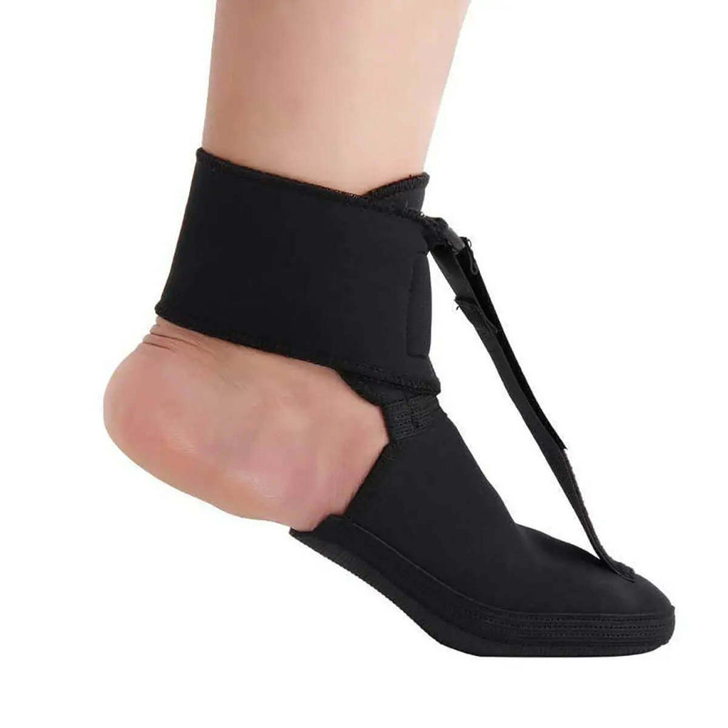 Plantar Fasciitis Foot Brace Side