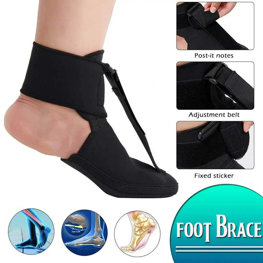 Plantar Fasciitis Foot Brace Features