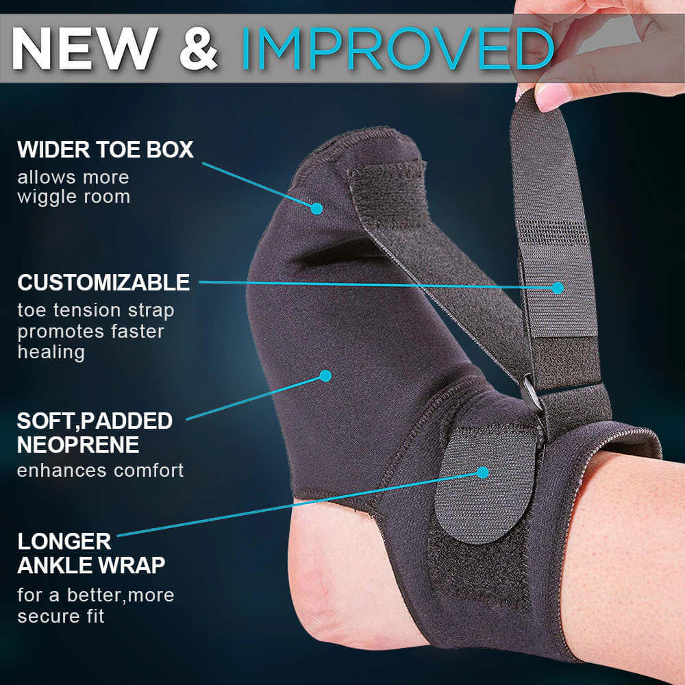 Plantar Fasciitis Foot Brace New Improved