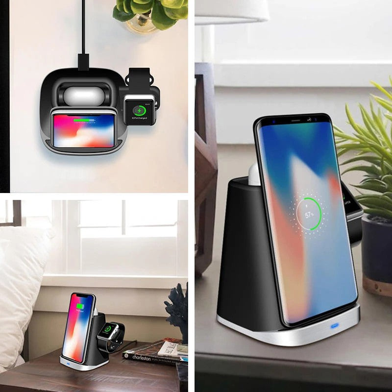 Wireless Charger Views Top Side