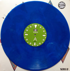 STRFKR - Starfucker Indigo Blue Heavy Vinyl - SOLD OUT.