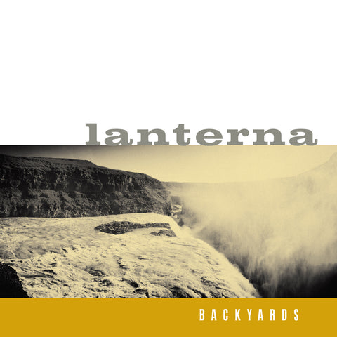 Lanterna - Backyards CD