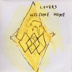 "Lovers- Welcome Home 7"" LP (German Import)"