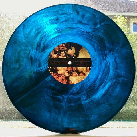 My Morning Jacket - Chocolate and Ice LP 2021 Galaxy Blue/Black Limited Edition