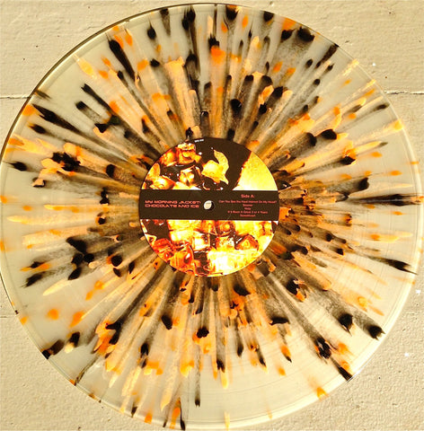 My Morning Jacket - Chocolate and Ice - Halloween Edition Splatter Vinyl SOLD OUT!