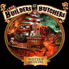 The Builders and the Butchers - Western Medicine