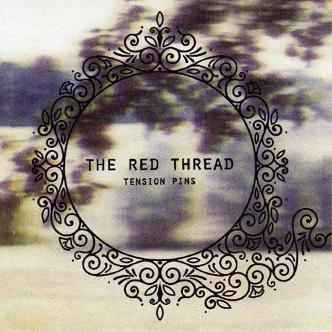 The Red Thread - Tension Pins - Poster