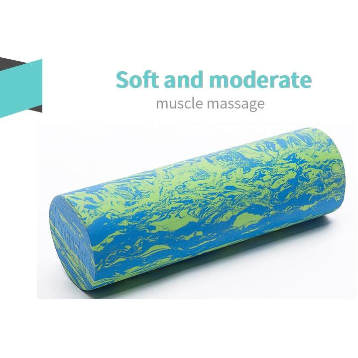 Yoga Foam Roller, Fitness Training, Muscle Relaxer & Pain Reliever