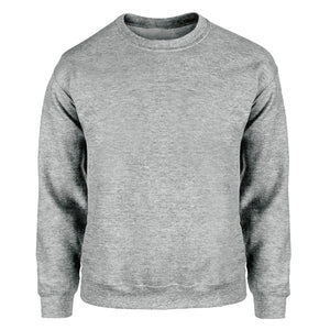 Men's Fleece Sweatshirts Crewneck Sportswear