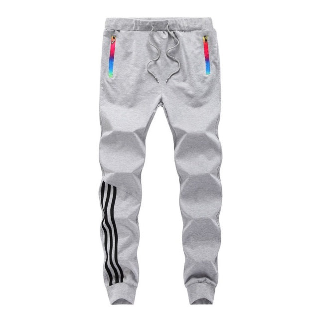Men Sweatpants, Sportswear, Slim Fitted.