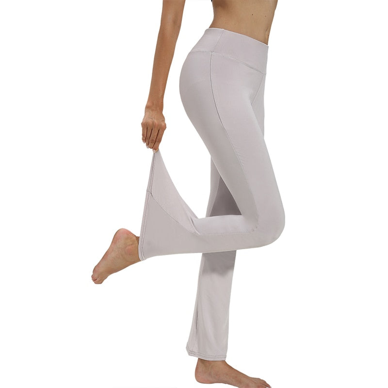High Waist Yoga Pant, Boot Cut,  plus Sizes