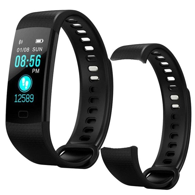 Fitness Tracker HR, IP68 Water Resistant Color Screen Activity Tracker Smart Watch