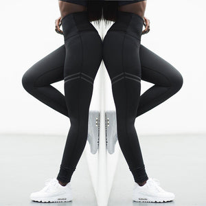 High Waist Leggings Soft Athletic Tummy Control Pants