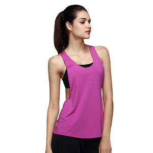 Women's Yoga  Workout Tops