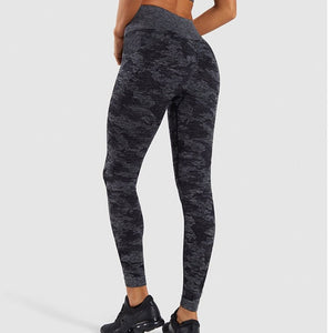 Yoga Set  Sport Bra  High Waist Leggings