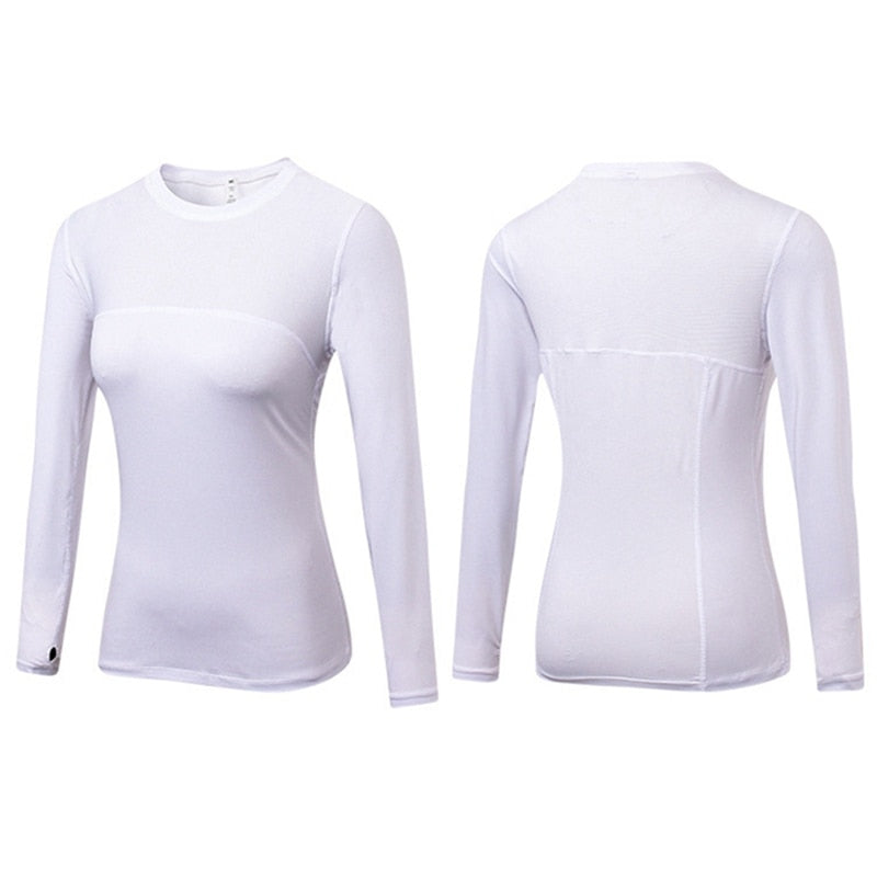 Women's Yoga Tops Dri Fit, Active wear