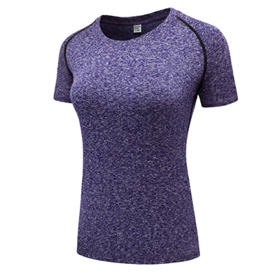 Women's Yoga Tops Active Wear Dri Fit Shirts