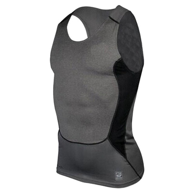 Men's HeatGear Armour Sleeveless Compression T-Shirt