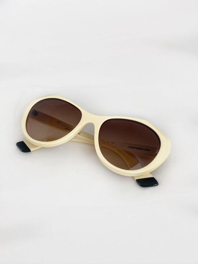 Theo by Tim Van Steenbergen Sunglasses creme