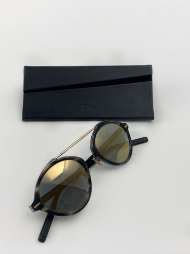 Dior Sunglasses golden black 2OSJO4923 150