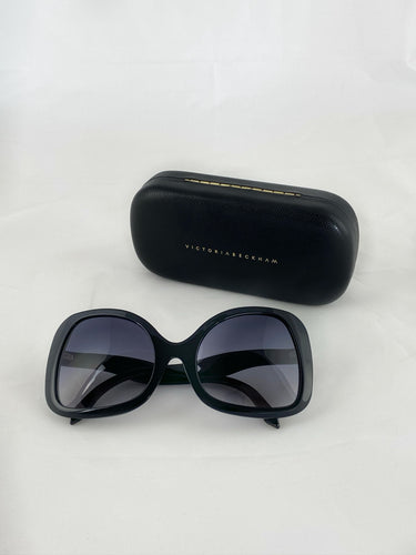 Victoria Beckham Cat Sunglasses black VBS126 C1