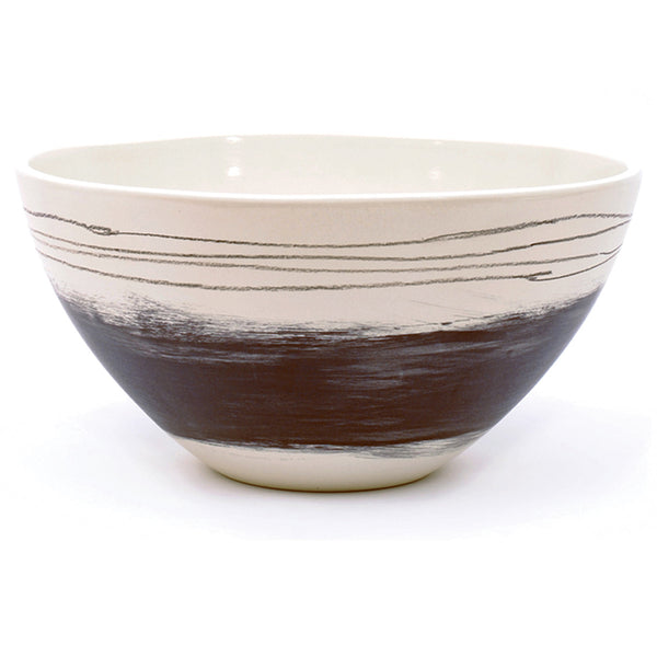 "bowl. tall ""black+drawing"""