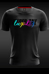 LOYALTY T-SHIRT schwarz