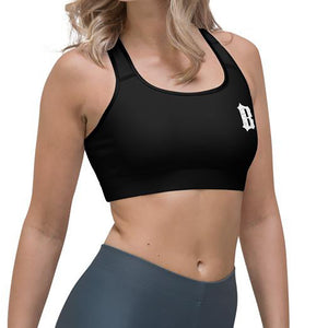 Brassière B Simple Black