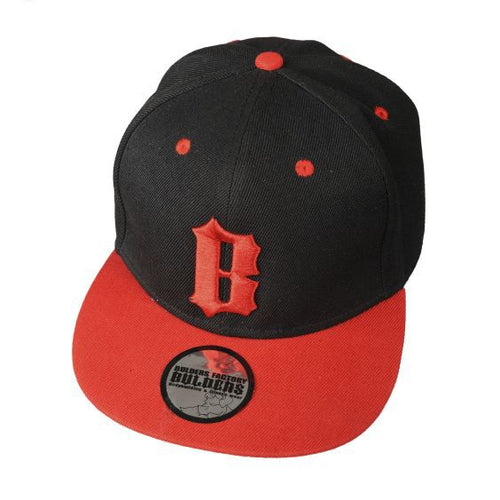 Casquette Snapback Rouge