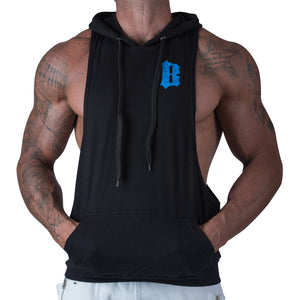 Stringer Hoodies Bleu
